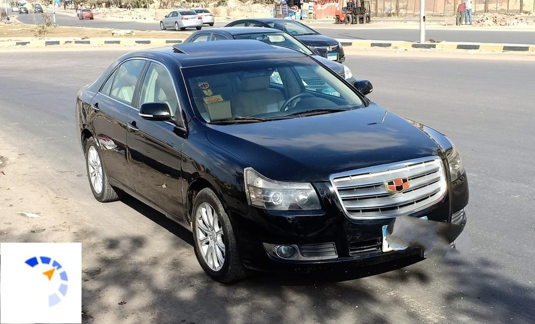 Geely - Emgrand 8 - 2014