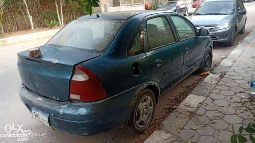 Opel - Corsa - 2003