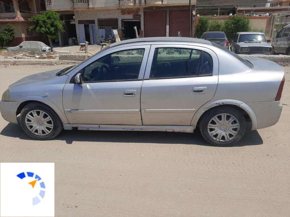 Opel - Astra - 2005