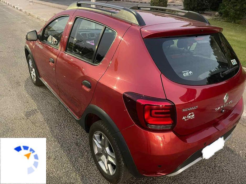 Renault - Sandero Stepway - 2019