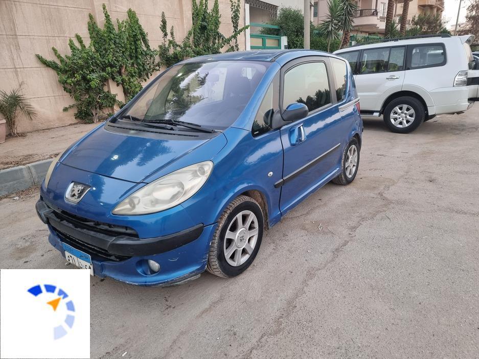Peugeot - 1007 - 2007