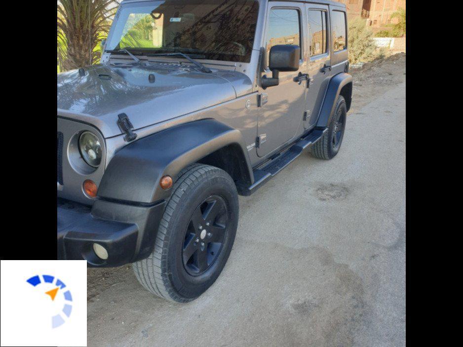 Jeep - Wrangler - 2012