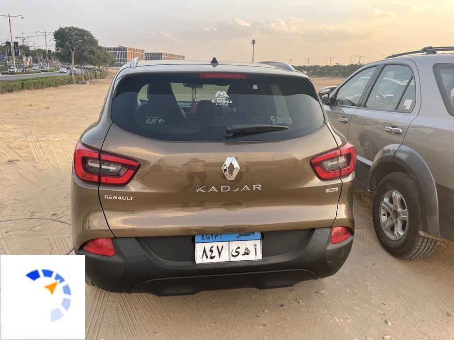 Renault - Kadjar - 2018