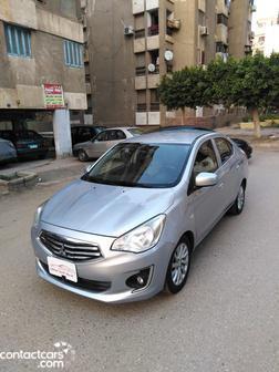 Mitsubishi Attrage 2015