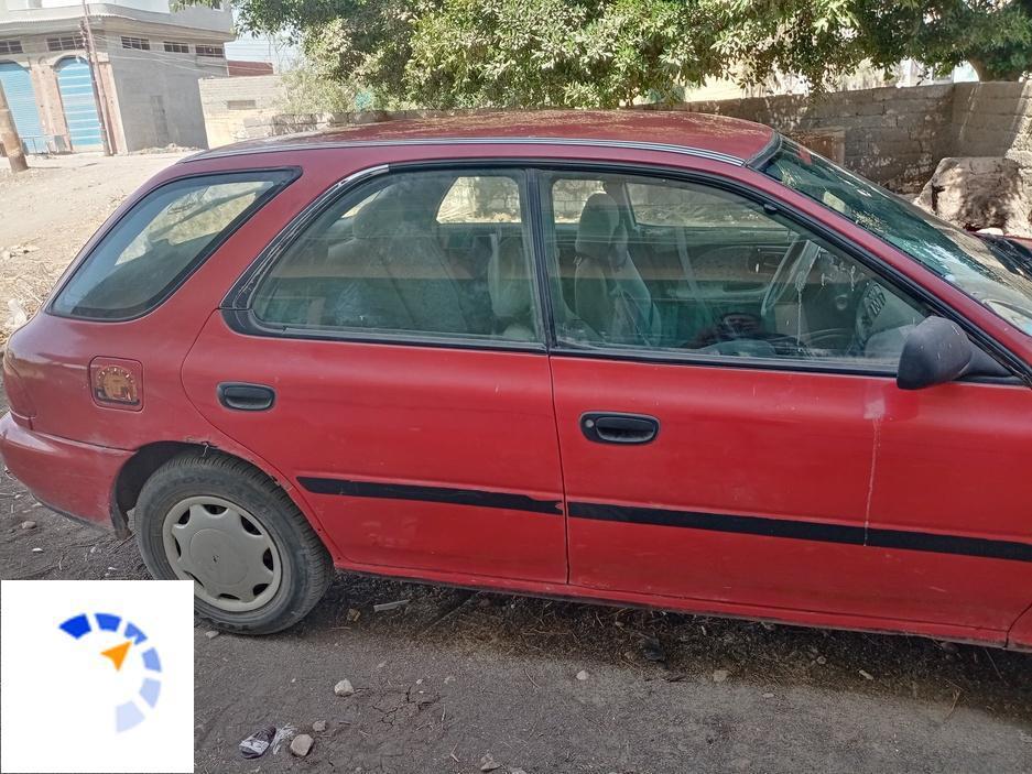 Subaru - Impreza - 1997