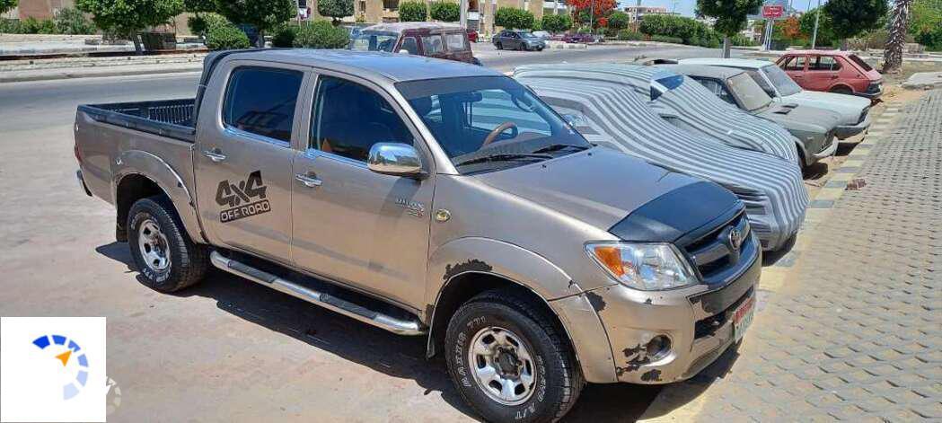 Toyota - Hilux - 2007