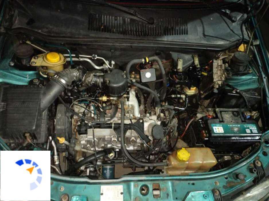 Fiat - Siena - 2000