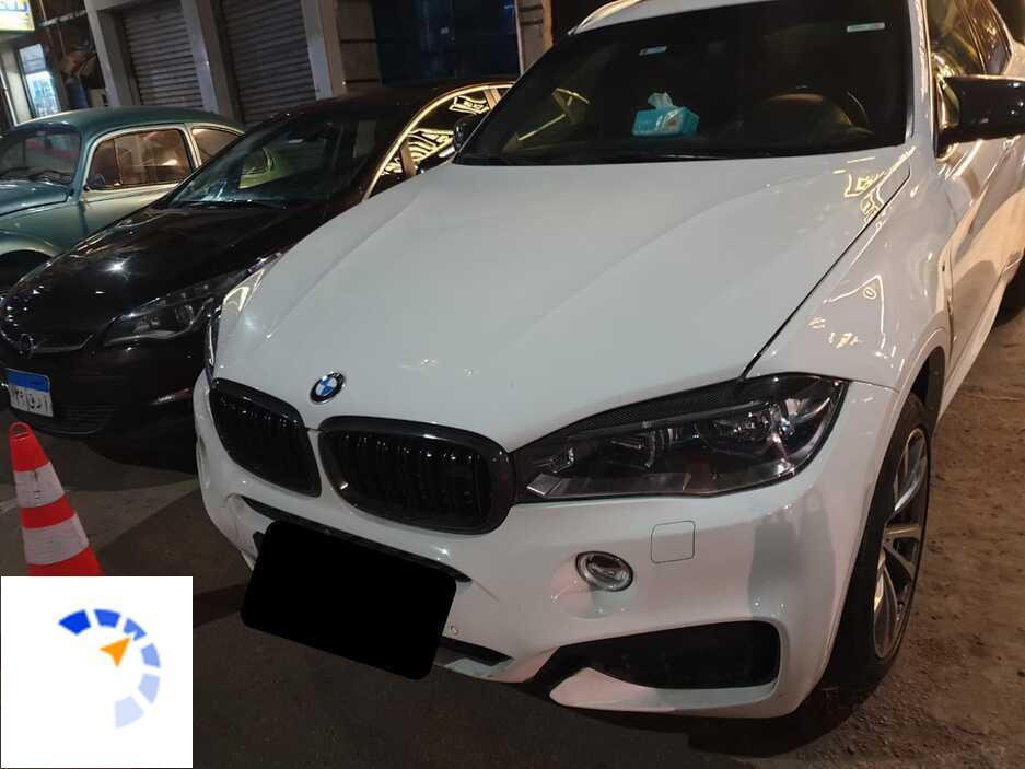 BMW X6 2017