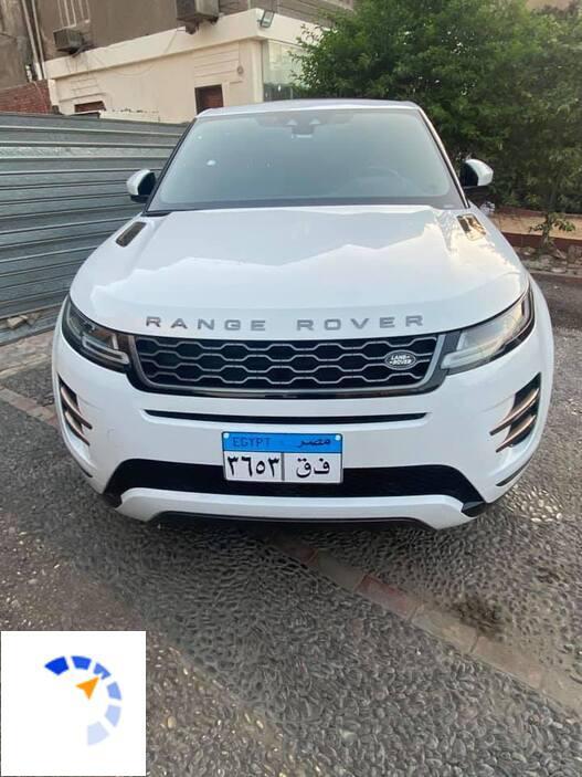 Range Rover - Evoque - 2021