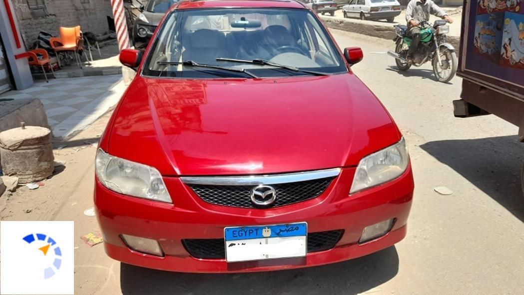 Mazda - 3 - 2008