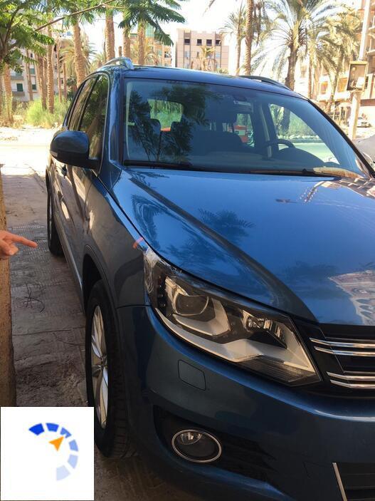 Volkswagen - Tiguan - 2016