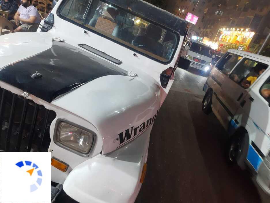 Jeep - Wrangler - 1988