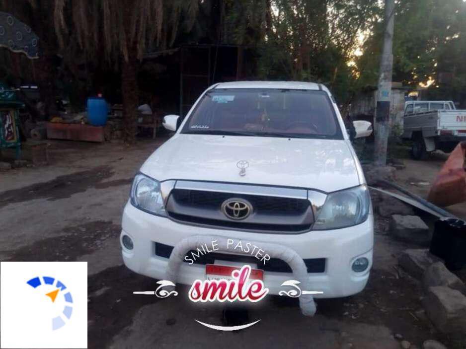 Toyota - Hilux - 2009