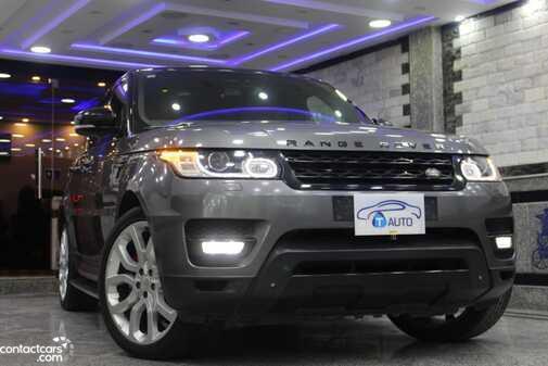 Range Rover - Range Rover Sport - 2014