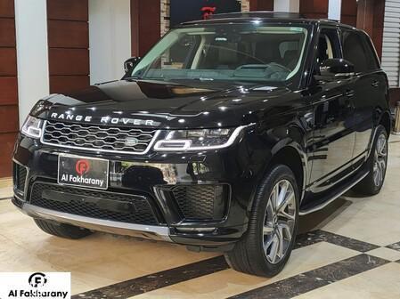 Range Rover - Range Rover Sport - 2021
