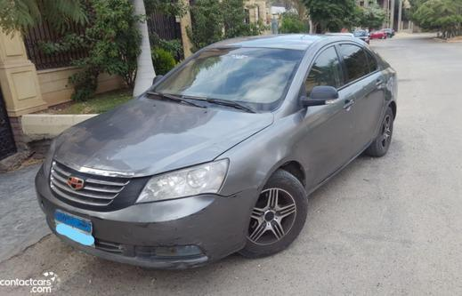 Geely - Emgrand 7 - 2014