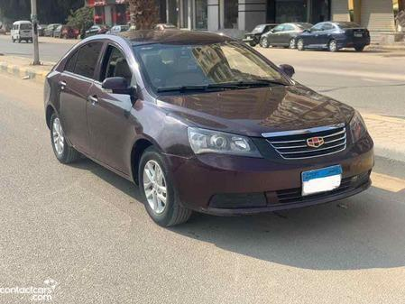 Geely - Emgrand 7 - 2018