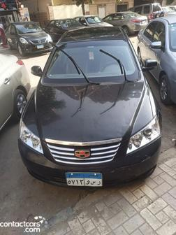 Geely - Emgrand 8 - 2016