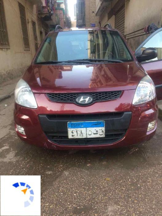 Hyundai - Matrix - 2010