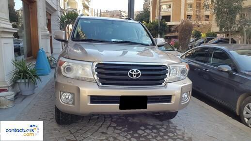 Toyota - Land cruiser - 2012
