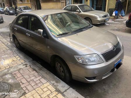 Toyota - Corolla - 2007