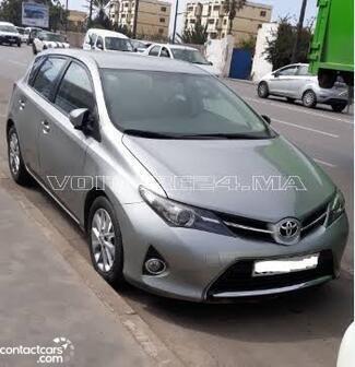 Toyota - Auris - 2014