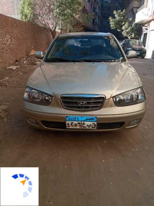 Hyundai - Avante - 2000
