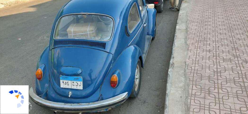 Volkswagen - Beetles - 1976