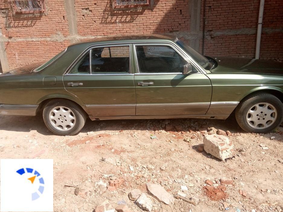 Mercedes - 280e - 1984