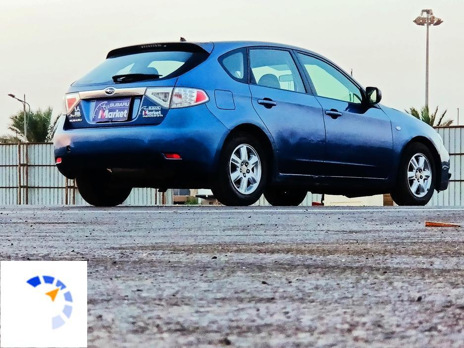 Subaru - Impreza - 2008
