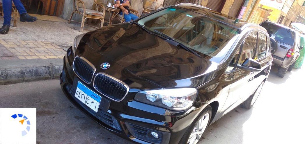 BMW - 218 - 2016