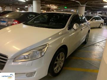 Peugeot - 508 - 2013