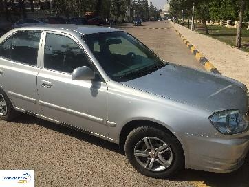 Hyundai - Verna 1.6 - 2007