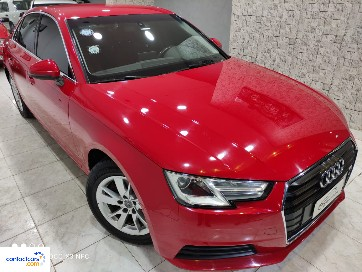 Audi - A4 - 2016