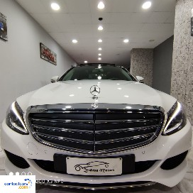 Mercedes - C180 - 2017