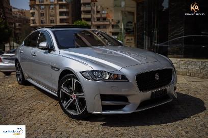 Jaguar - XF - 2018