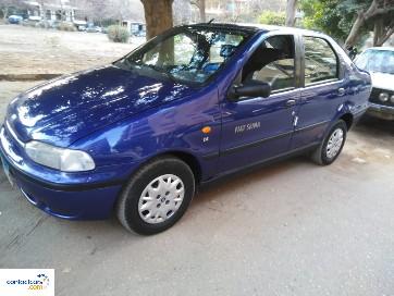 Fiat - Siena - 2001