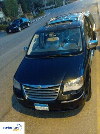 Chrysler - Town & Country - 2008