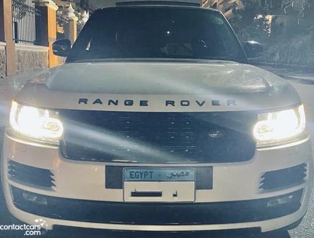 Land Rover - Land rover - 2016