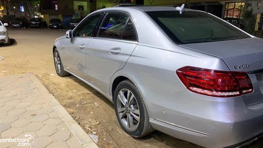 Mercedes E200 2015