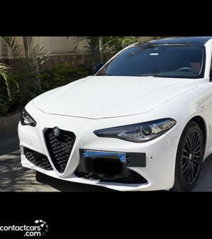 Alfa Romeo - Giulia - 2020
