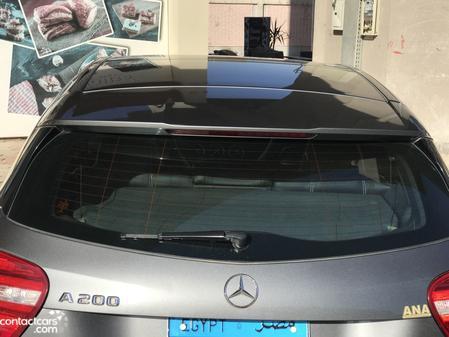 Mercedes - A200 - 2013