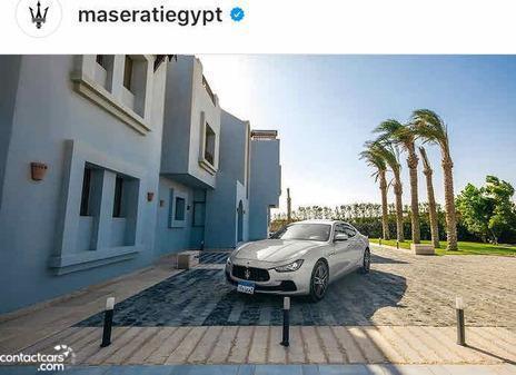 Maserati - Ghibli - 2017