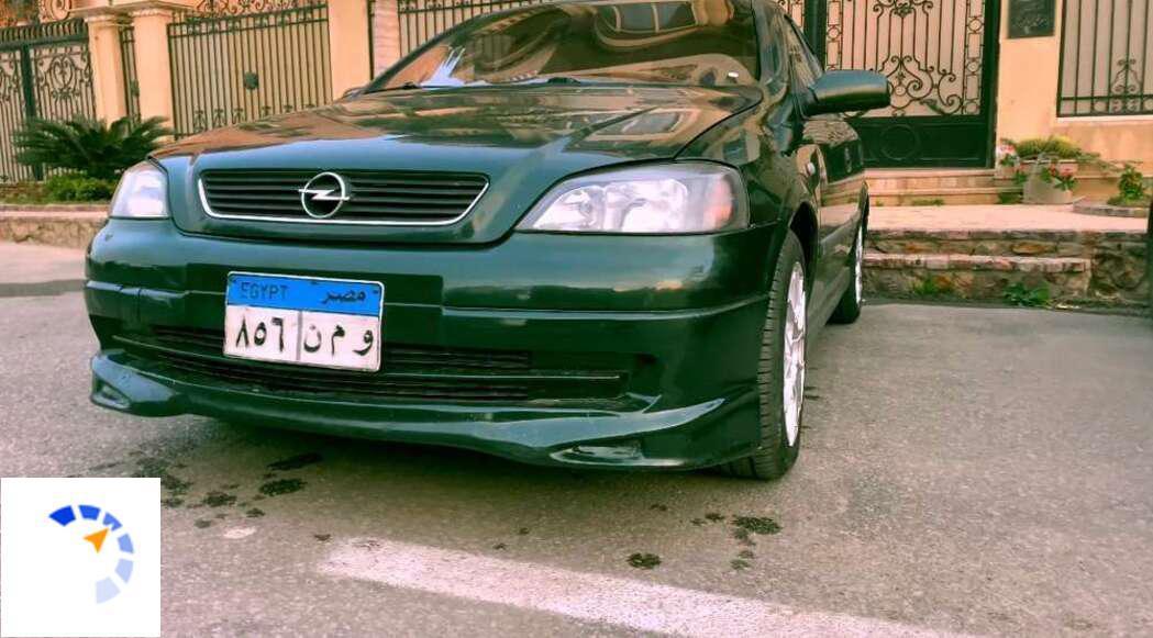 Opel - Astra - 2000