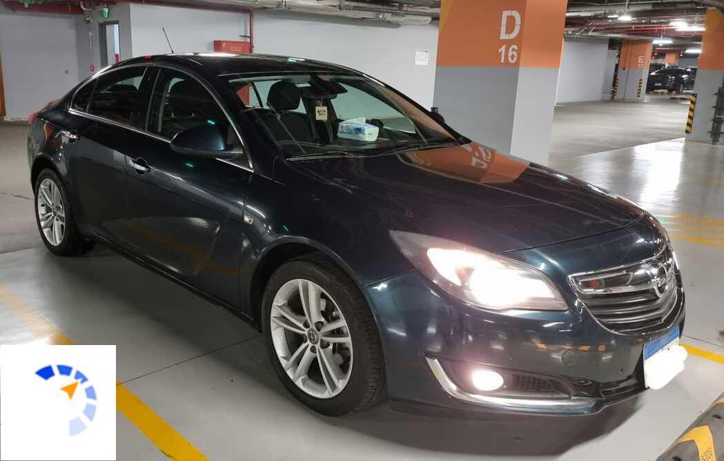 Opel - Insignia - 2016