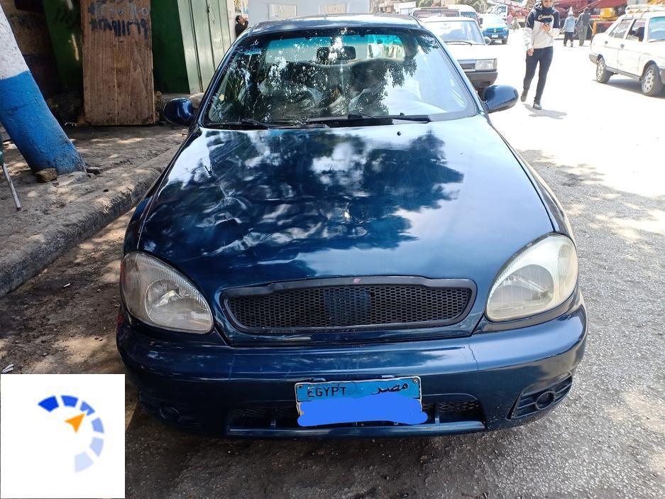 Daewoo - Lanos II - 2002