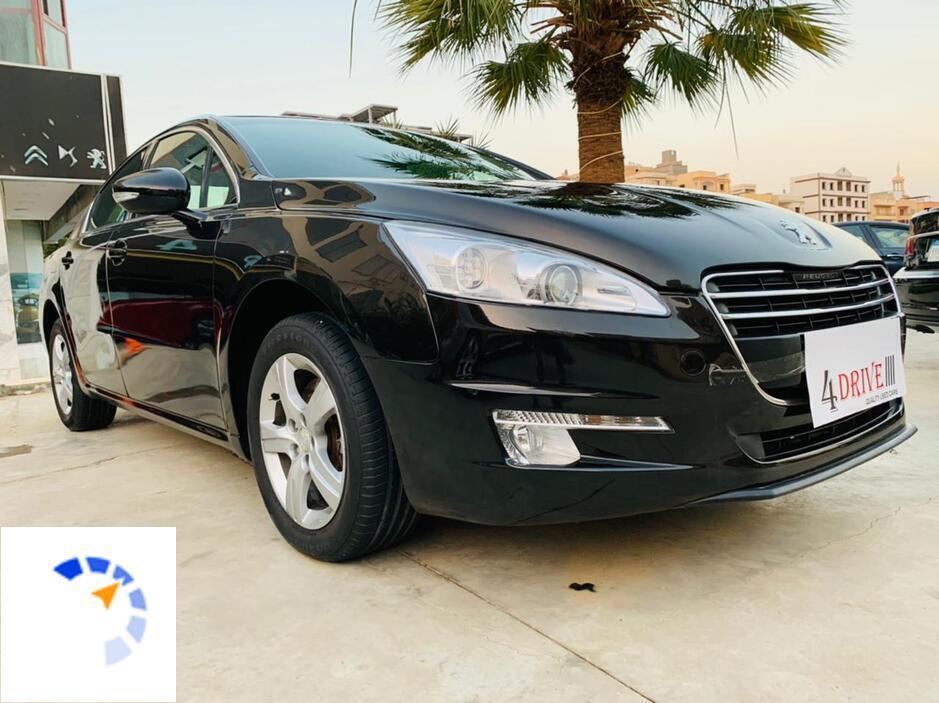 Peugeot - 508 - 2012