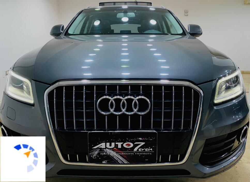 Audi - Q5 - 2014
