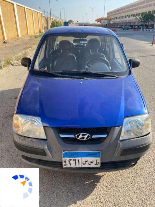 Hyundai - Atos - 2009