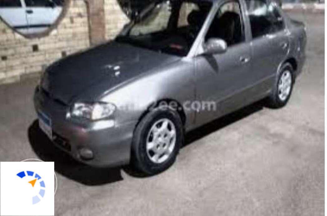 Hyundai - Accent - 2000